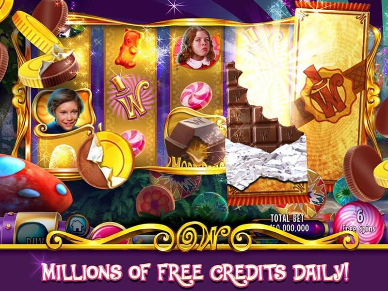 Willy Wonka Slot Game Review by Scientific Games / Bally