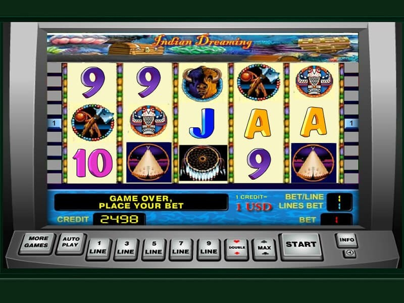 A Detailed Review of Indian Dreaming Pokie